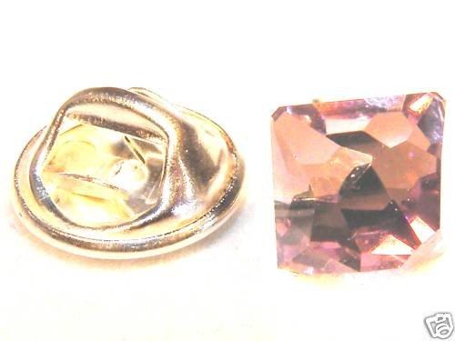 Wedding Crystal Tack Pin made with SWAROVSKI ELEMENTS