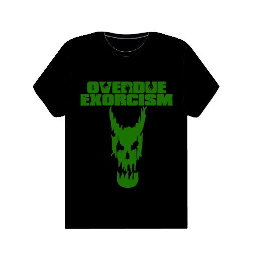 Green Logo and Skull