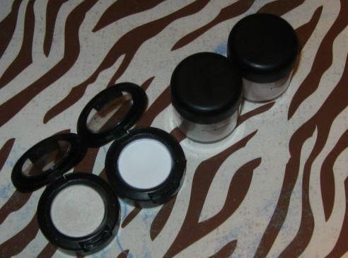 MAC Pigment/Eyeshadow Lot - AUTHENTIC!!!