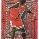 MICHAEL JORDAN Ability Pick 1 SPECIAL SILVER Foil Parallel 1/250