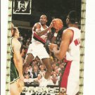Clyde Drexler Error Variation Card IJ #3 1994 Foil