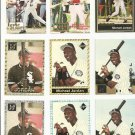 Michael Jordan Baseball Card LOT Deal Specials Parallel Cards  RARE