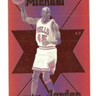 Michael Jordan Hot Pick Rare Copper Foil  Analyst Parallel 1996 Unique