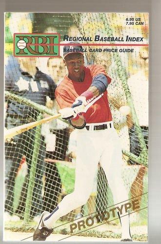 RBI  Baseball card Price Guide Michael Jordan Prototype