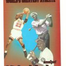 Michael Jordan Fan Favorite 3 Sport  Copper Foil Parallel  Analyst