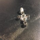 Brand New Beautiful  Peridot Pendant Cross