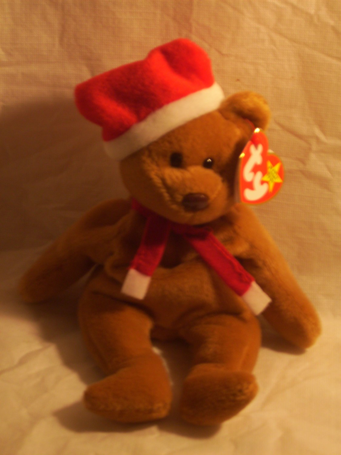 Teddy 1997 Holiday Bear