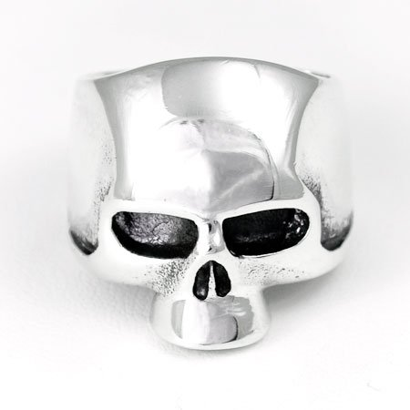 Keith Richards Skull Ring size 9 US