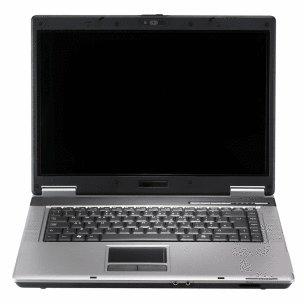 Asus Z96Js notebook laptop Core 2 Duo Merom T5600 100GB 1GB DVD/CD-RW webcam x1600 - $35 rebate