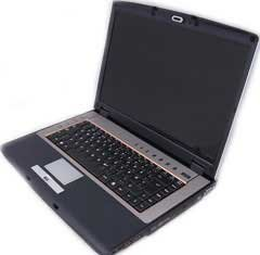 Compal HEL80 notebook laptop Core 2 Duo Merom T5600 100GB 1GB Go7600 DVD/CD-RW - $35 rebate