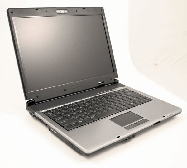 Asus Z62Fm notebook laptop Core 2 Duo Merom T7200 160GB 2GB DVD