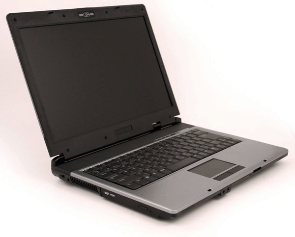 Asus Z62Jm notebook laptop Core 2 Duo Merom T7200 2GB DVD