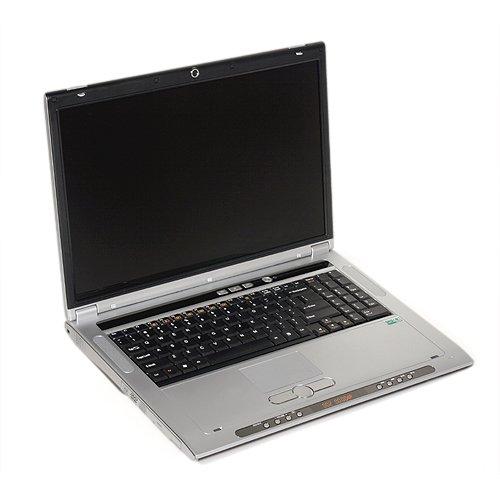 Clevo M570U WSXGA laptop notebook Core 2 Duo Merom T7400 nVidia 7950GTX 80GB 2GB DVD