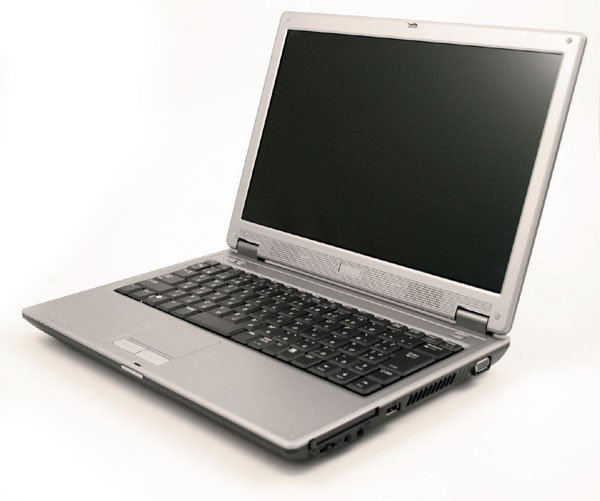 Asus Z35Fm / notebook laptop / Core 2 Duo Merom T5500 / 1GB / DVD