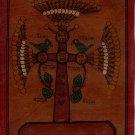 Tantrik Tantric Yantra Tantra Art Handmade Asian Indian Religion Folk Painting