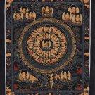 Buddha Bodhisattva Mandala Painting Handmade Thangka Buddhist Meditation Art