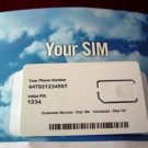 INTERNATIONAL GLOBAL ROAMING PREPAID SIM CARD