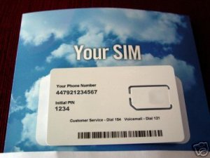 INTERNATIONAL GLOBAL ROAMING PREPAID SIM CARD
