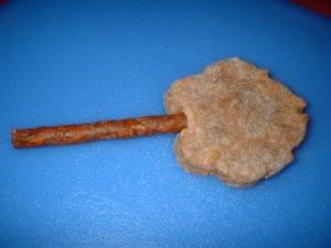 Garlic & Cheddar on a Stick