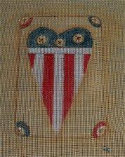 American Heart Button