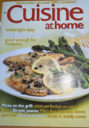 Cuisine at Home :: Weeknight Easy