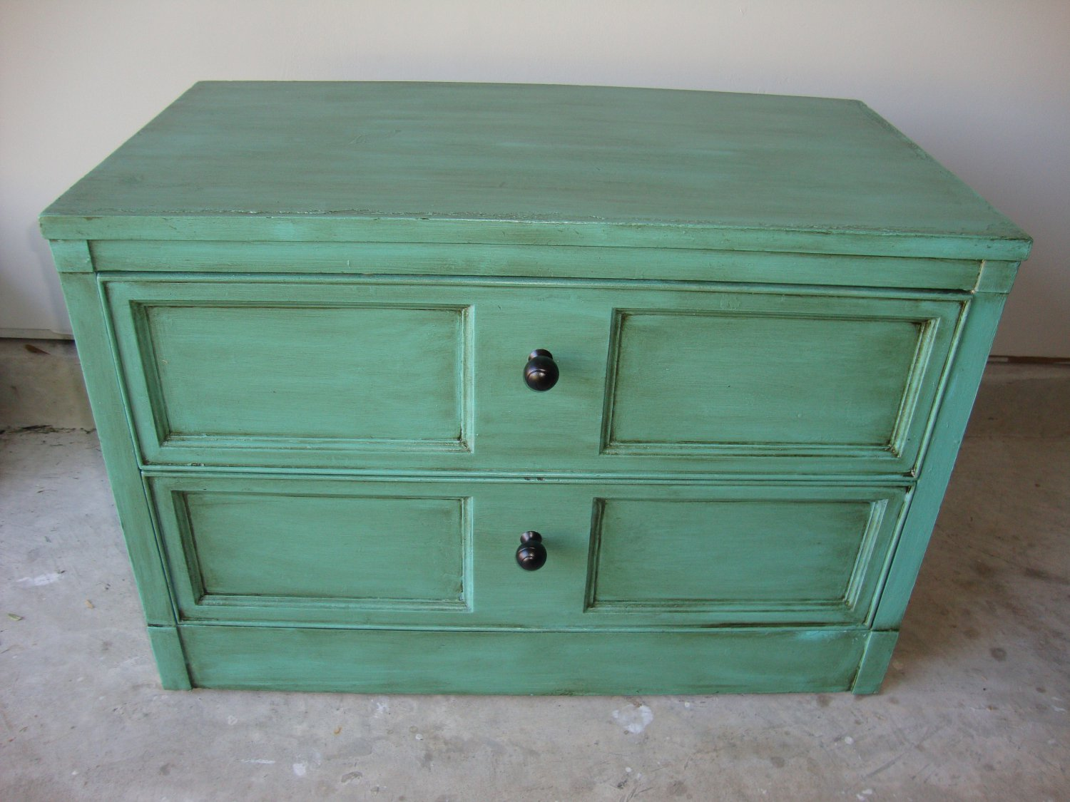 Distressed Drawers