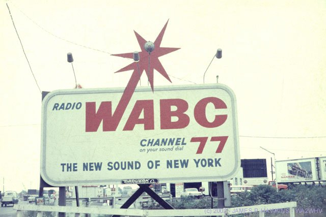 WABC   New York   Bob Cruz  August 31, 1978   1 CD