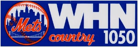 WHN  Del Demontreaux  October 1983 Country    1 CD