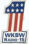 WKBW  Dan Neverth  September 1973    1 CD