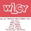 WLCY Florida  Electric Edward  August 8, 1968     1 CD