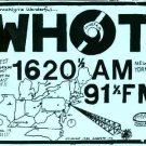 WHOT 91.5 and 1620 Brooklyn   July 5, 1986  2 CDs