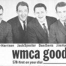 WMCA  Dean Anthony-Ed Baer  October 19,1966     2 CDs