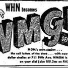 WMGM  Dean Hunter  12-17-60 and WHN  11-7-77  1 CD