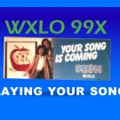 WXLO  99X   Paulie 9-13-77-   1 CD