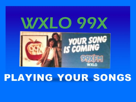 WXLO  Dick Sloane  December 31, 1978    2 CDs