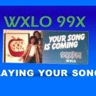 WXLO Jason Roberts  February  3, 1978  2 CDs