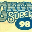 CKGM Steve Anthony  July 2, 1982  1 CD