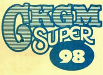 CKGM Doug Price  May 22, 1988  1 CD