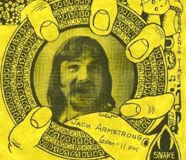 CHUM Jack Armstrong- 2-69  1 CD
