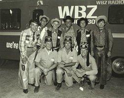 WBZ  Arnie Ginsberg  August 21, 1972-   2 CDs