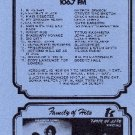 WNJR  &  WRVR   April 15, 1977  R&B   1 CD