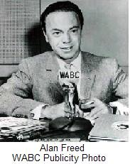 WABC Alan Freed  1959 -KDAY  1961   1 CD