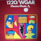 WGAR 1220  John Lannigan  August 22, 1973   1 CD