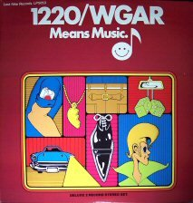 WGAR 1220  John Lannigan  August 22, 1973   1 CD