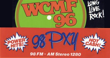 WCMF  Tom Teuber  May 25, 1971   1 CD