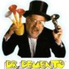 WRKR Dr. Demento  1/11/76  2 CDs