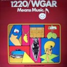 WGAR  Stony Richards  5/23/72  1 CD