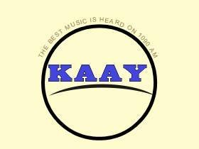 KAAY  Johnny King  2/10/72   1 CD