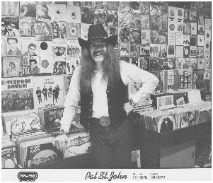 WNEW-FM Pat St. John 5-22-97 Station goes back to 1972 all day 2 CDs