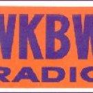 WKBW  Chuck Lakefield  10/19/81   1 CD